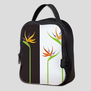 Bird of Paradise Flowers Neoprene Lunch Bag