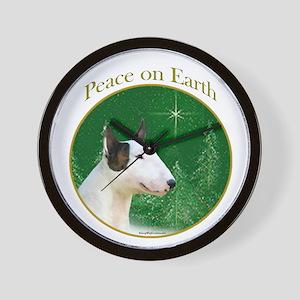 Mini Bull Peace Wall Clock