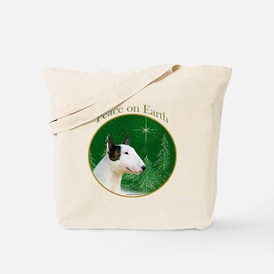 Mini Bull Peace Tote Bag