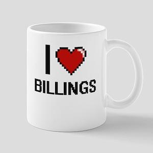 I love Billings Digital Design Mugs