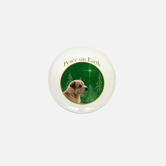 Norfolk Peace Mini Button