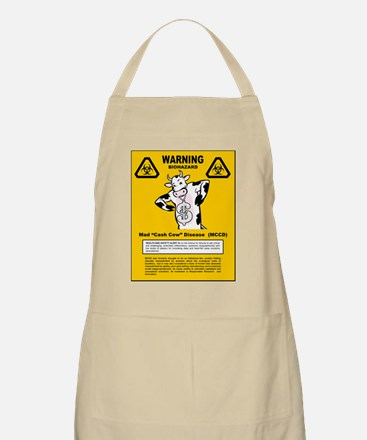 "Mad ""Cash Cow"" Disease Apron"