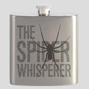 The Spider Whisperer Flask