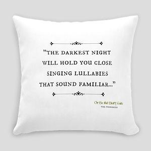 "Ostsg ""Theme Song"" Everyday Pillow"