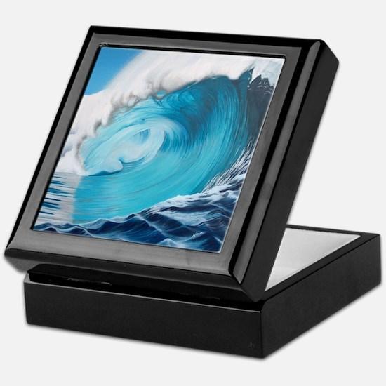 New Wave by Alexa's Makin' Waves Keepsake Box