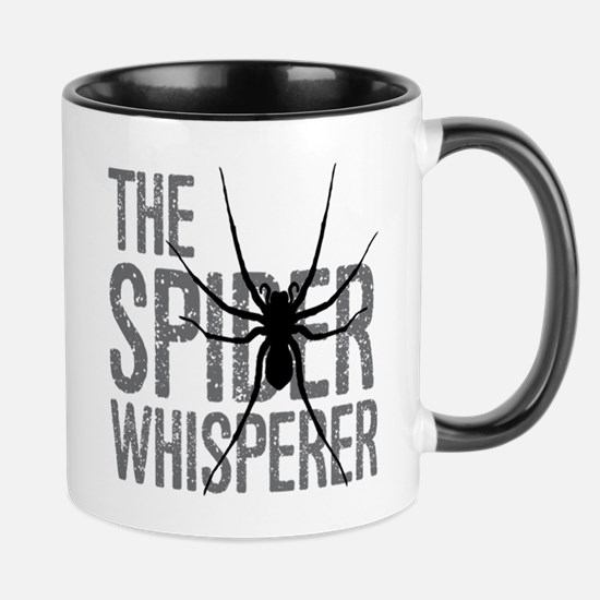 The Spider Whisperer Mugs