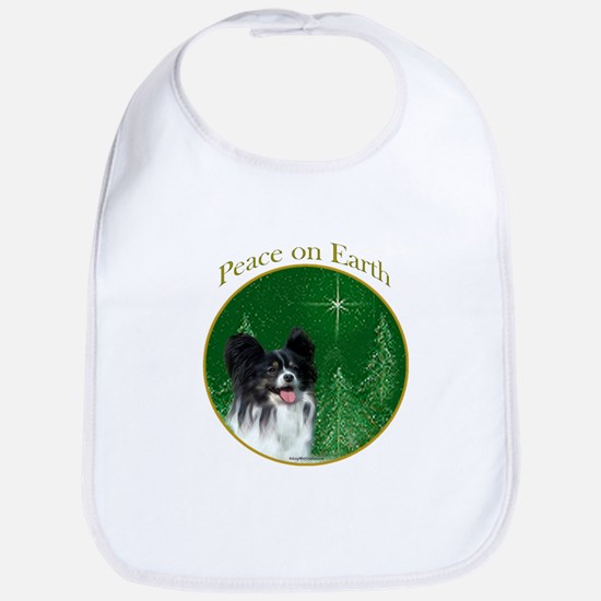 Papillon Peace Bib