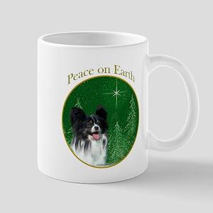Papillon Peace Mug