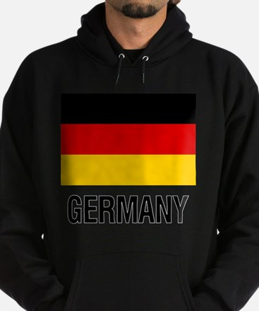 FLAG of GERMANY Hoodie (dark)