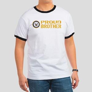 U.S. Navy: Proud Brother T-Shirt