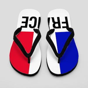 FLAG of FRANCE Flip Flops