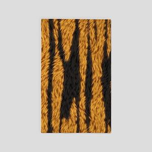 Tiger Stripes Area Rug