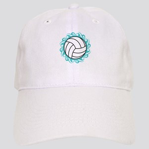 tribal volleyball Baseball Cap