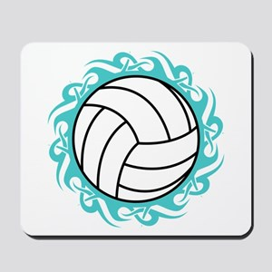 tribal volleyball Mousepad