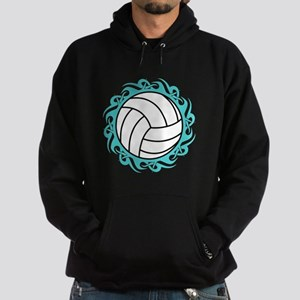 tribal volleyball Hoodie