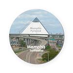 Memphis Round Coaster
