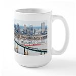 Memphis Large Mug