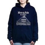 Memphis Women's Hooded Sweatshirt