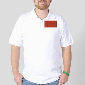 pizzas Golf Shirt