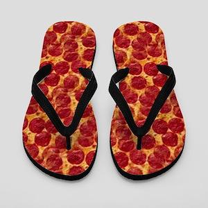 pizzas Flip Flops