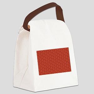 pizzas Canvas Lunch Bag
