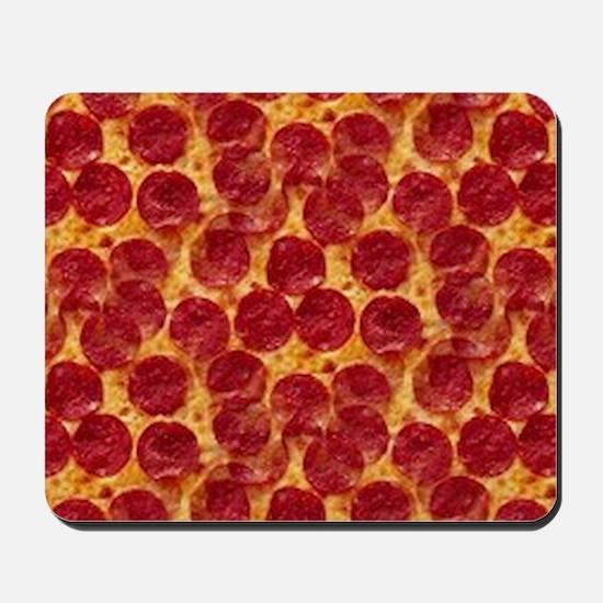 pizzas Mousepad