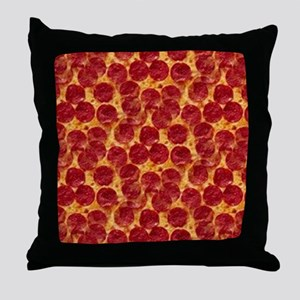 pizzas Throw Pillow
