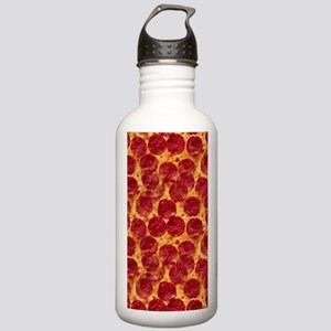 pizzas Stainless Water Bottle 1.0L