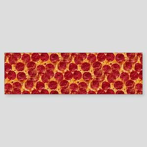 pizzas Bumper Sticker