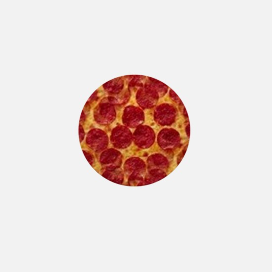 pizzas Mini Button
