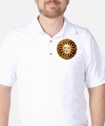 Sun Face Golf Shirt
