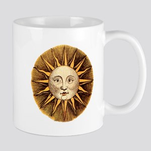 Sun Face Mugs