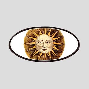 Sun Face Patch