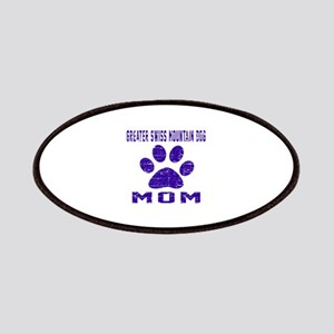 Greater Swiss Mountain Dog mom designs Patch