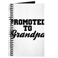 Promoted To Grandpa Journal