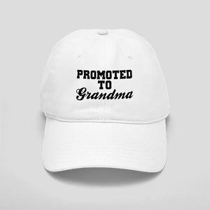 Promoted To Grandma Cap