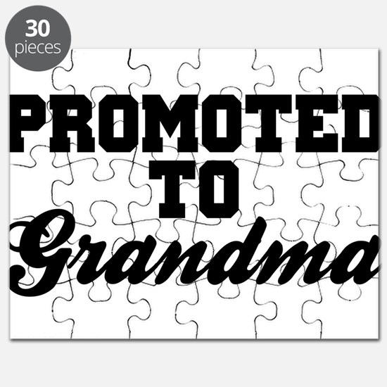 Promoted To Grandma Puzzle