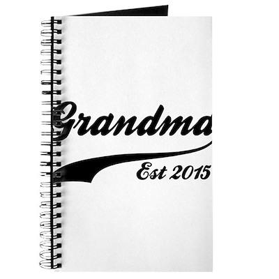 Grandma Est 2015 Journal