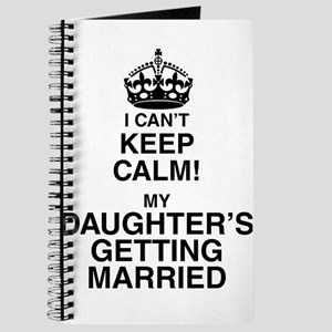 i cant keep calm my daughters getting married Jour