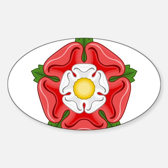 Tudor Rose Decal