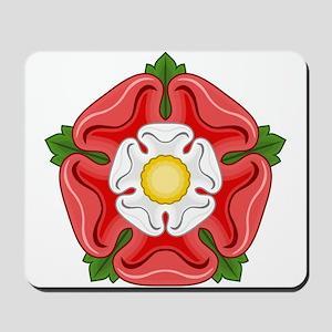Tudor Rose Mousepad
