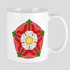 Tudor Rose Mugs