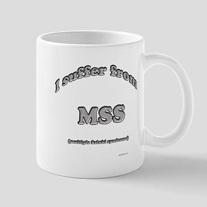 Saluki Syndrome Mug
