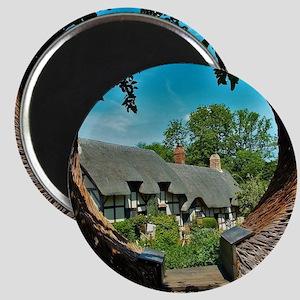 Anne Hathaway's Cottage Magnet