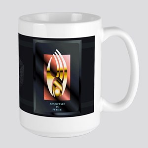 Custom Borg Art Large Mug Mugs