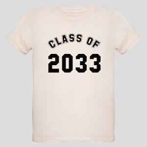 Baby class of 2033 Organic Kids T-Shirt