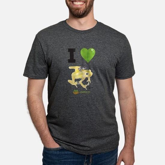 I heart Kihansi Spray T Women's Cap Sleeve T-Shirt