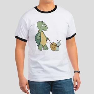 Walking the snail T-Shirt