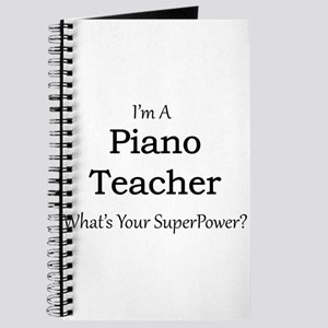 Piano Teacher Journal
