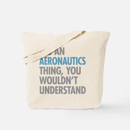 Aeronautics Thing Tote Bag